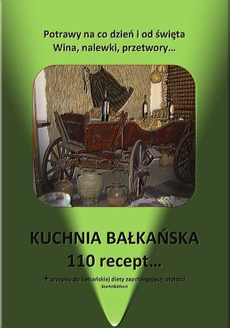 Okładka książki/ebooka Kuchnia bałkańska