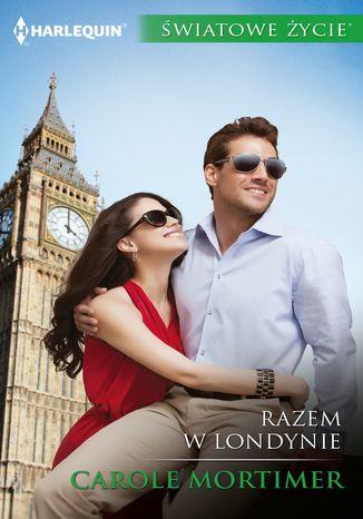 Okładka książki/ebooka Razem w Londynie