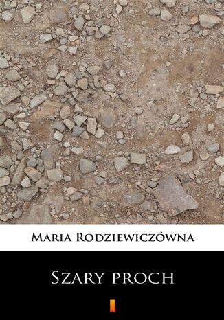 Okładka książki/ebooka Szary proch