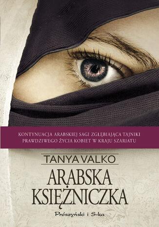 Okładka książki/ebooka Arabska księżniczka