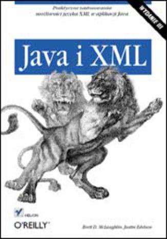 Okładka książki/ebooka Java i XML. Wydanie III