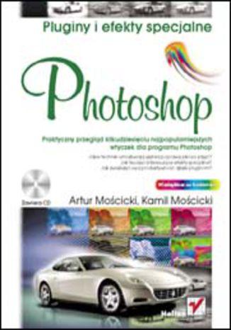 Okładka książki/ebooka Photoshop. Pluginy i efekty specjalne