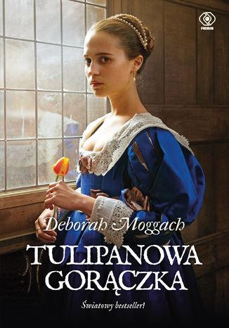Okładka książki/ebooka Tulipanowa gorączka (okł.filmowa)