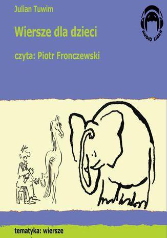Okładka książki/ebooka Wiersze dla dzieci
