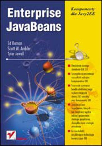 Okładka książki/ebooka Enterprise JavaBeans