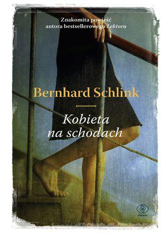Okładka książki/ebooka Kobieta na schodach