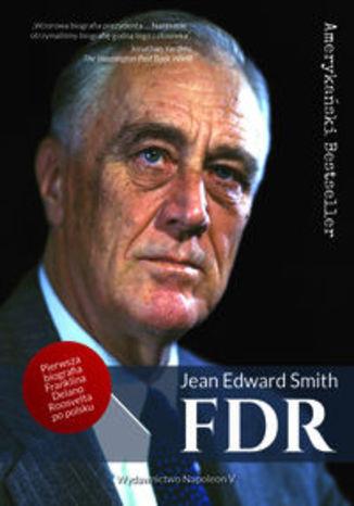 Okładka książki/ebooka FDR Franklin Delano Roosevelt