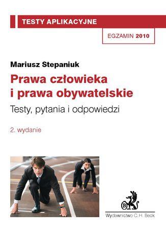 Okładka książki/ebooka Prawa człowieka i prawa obywatelskie Tom 14