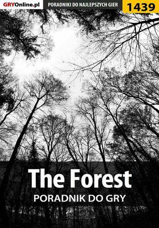 Okładka książki/ebooka The Forest - poradnik do gry