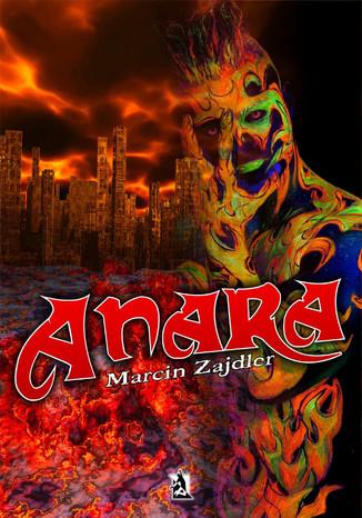 Okładka książki/ebooka Anara