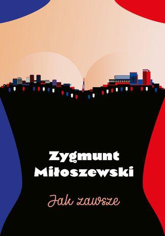 Okładka książki/ebooka Jak zawsze