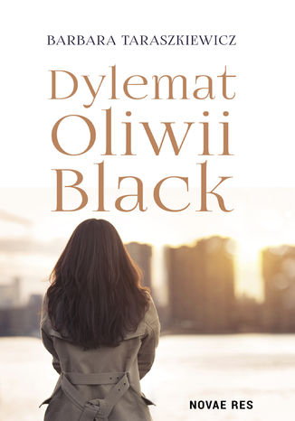 Okładka książki/ebooka Dylemat Oliwii Black