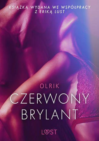 Okładka książki/ebooka Czerwony brylant - opowiadanie erotyczne