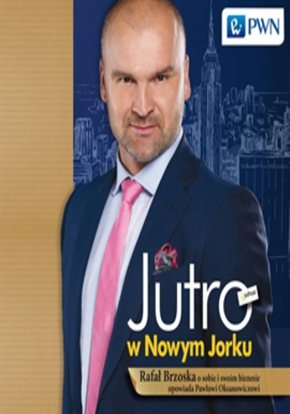 Okładka książki/ebooka Jutro w Nowym Jorku
