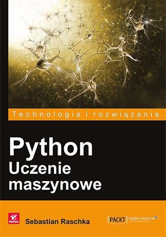 Okładka książki/ebooka Python. Uczenie maszynowe
