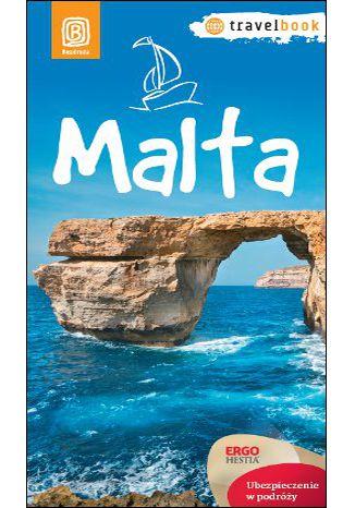 Okładka książki Malta. Travelbook. Wydanie 1