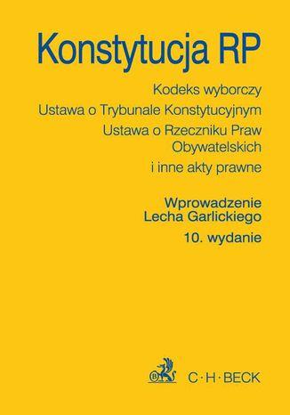 Okładka książki/ebooka Konstytucja RP