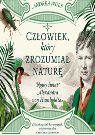 Okładka książki/ebooka Człowiek, który zrozumiał naturę