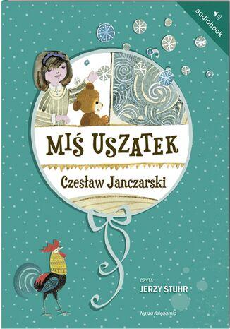 Okładka książki/ebooka Miś Uszatek