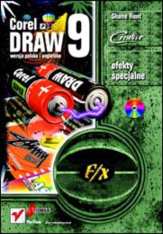 Okładka książki/ebooka CorelDRAW 9 f/x