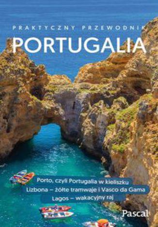 Okładka książki/ebooka Portugalia Przewodnik Pascala