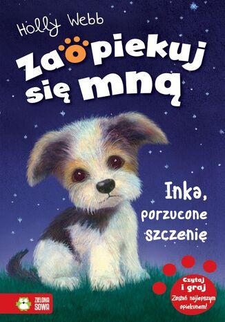 Okładka książki/ebooka Inka, porzucone szczenię