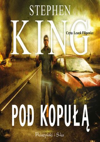 Okładka książki/ebooka Pod kopułą