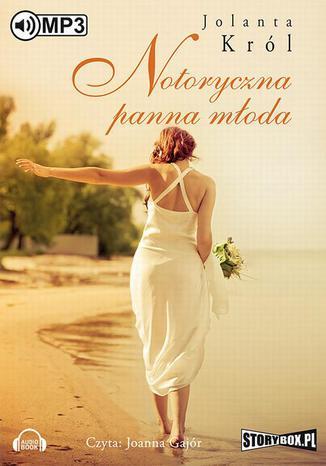 Okładka książki/ebooka Notoryczna panna młoda
