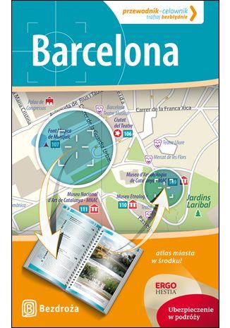 Okładka książki/ebooka Barcelona. Przewodnik-celownik. Wydanie 2