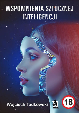 Okładka książki/ebooka Wspomnienia sztucznej inteligencji