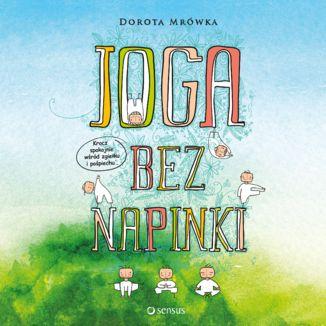 Okładka książki Joga bez napinki