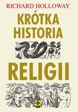 Okładka książki/ebooka Krótka historia religii