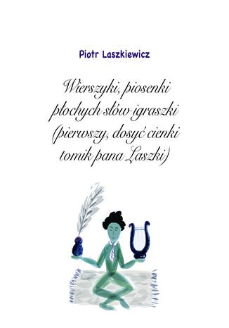 Okładka książki/ebooka Wierszyki, piosenki, płochych słów igraszki