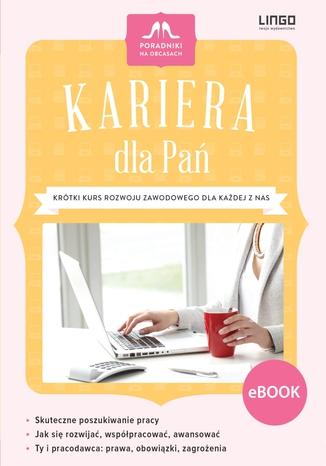 Okładka książki/ebooka Kariera dla Pań