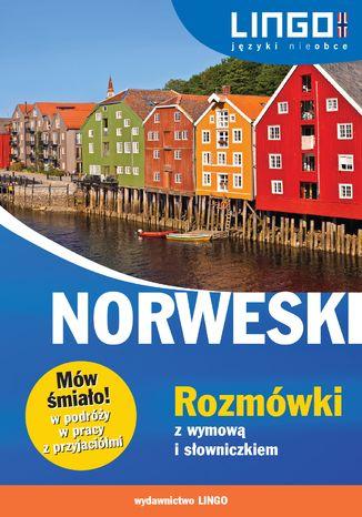 Okładka książki Norweski. Rozmówki z wymową i słowniczkiem