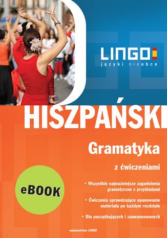 Okładka książki/ebooka Hiszpański. Gramatyka z ćwiczeniami