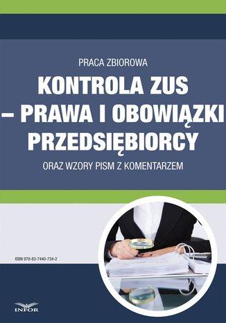 Kontrola ZUS - prawa i obowiązki przedsiębiorcy