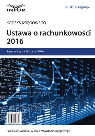 Ustawa o rachunkowości 2016