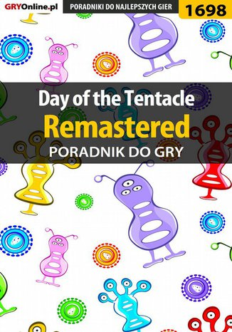 Ebook Day of the Tentacle: Remastered - poradnik do gry