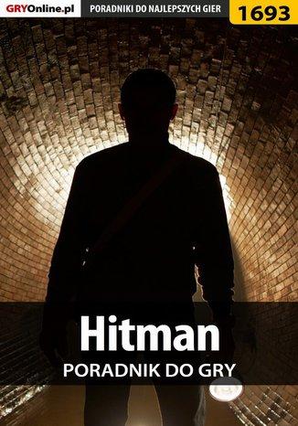 Okładka książki/ebooka Hitman - poradnik do gry