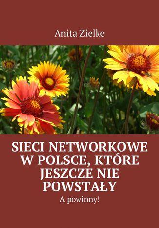 Okładka książki Sieci networkowe w Polsce, które jeszcze nie powstały, a powinny!
