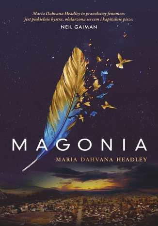 Okładka książki Magonia