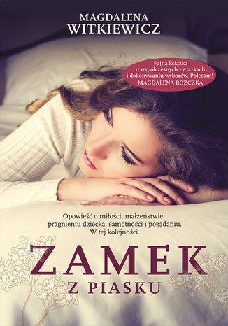Okładka książki/ebooka Zamek z piasku