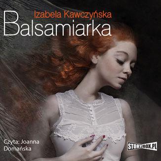 Okładka książki Balsamiarka