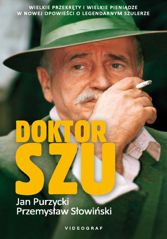 Okładka książki Doktor Szu