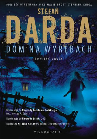 Okładka książki/ebooka Dom na wyrębach