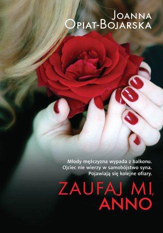 Okładka książki Zaufaj mi, Anno