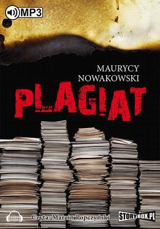 Okładka książki/ebooka Plagiat