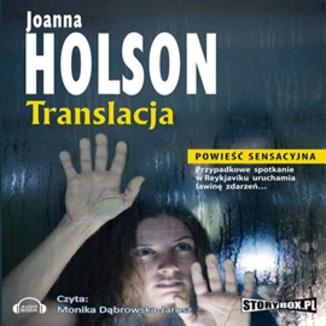Okładka książki Translacja