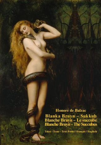 Okładka książki Blanka Bruyn  Sukkub